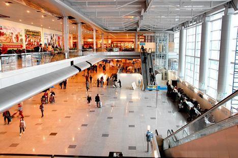 аэропорт домодедово план схема
