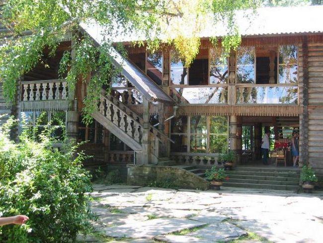 поселок Дагомыс достопримечательности
