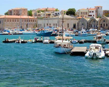 Достопримечательности Греции, Крит