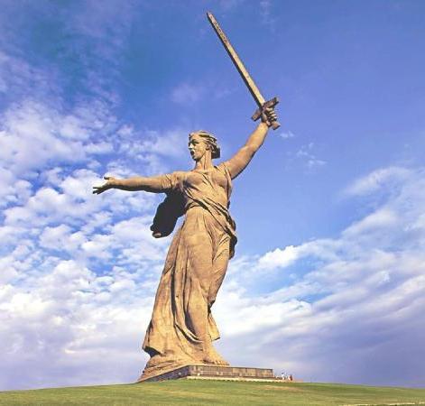 Достопримечательности волгограда – живое воплощение тягот войны