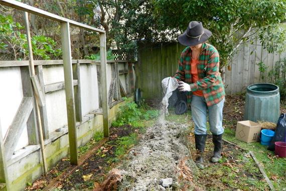 Древесная зола как удобрение - незаменимый помощник в саду и на огороде