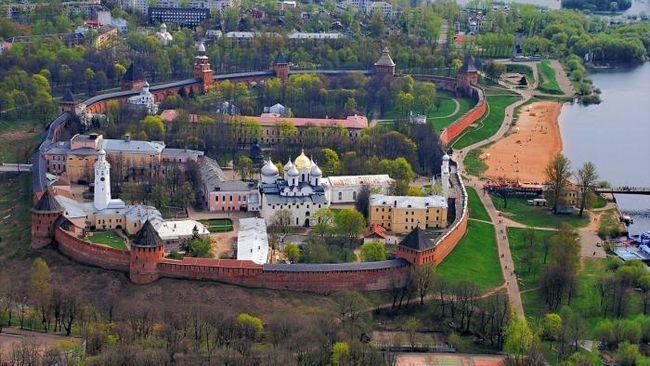 древнейшие города России
