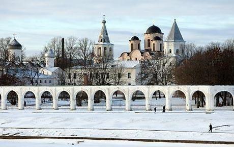 Древнейшие города России Список