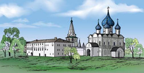 древнерусские города россии