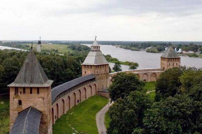 крупные города древней руси