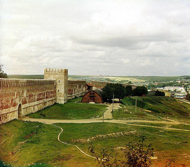 первые города древней руси