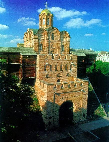 столица древняя русь