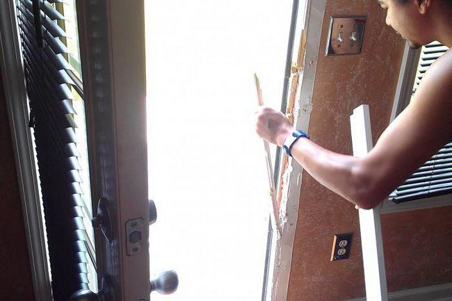 дверной проем отделка