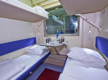двухэтажный поезд москва адлер цены