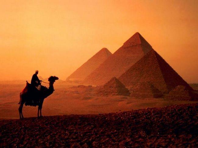 египет в окябре погода