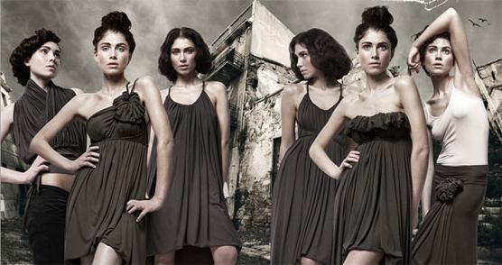 Emami: платье-трансформер своими руками
