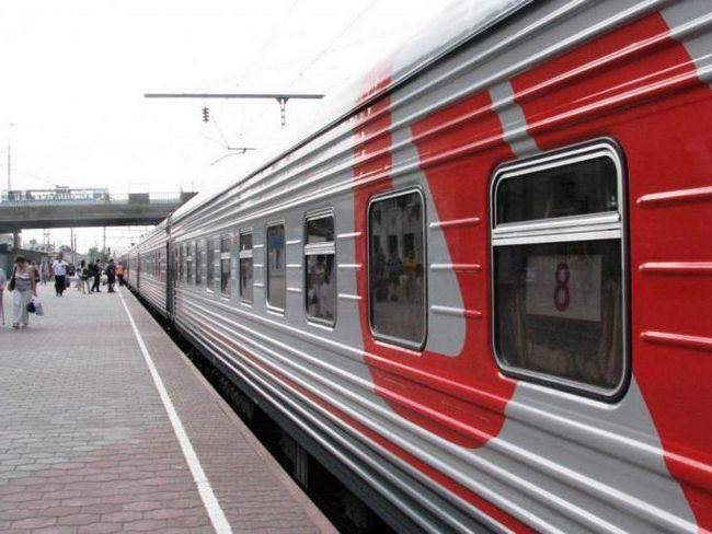 есть ли розетки в купе поезда россия