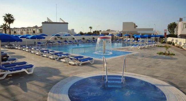 euronapa hotel apartments 3 кипр отзывы