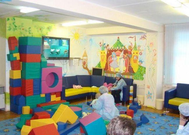 фгбу российская детская клиническая больница минздрава россии