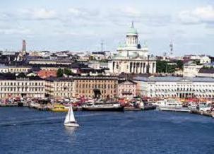 Финляндия - города, озера, болота и необыкновенная красота