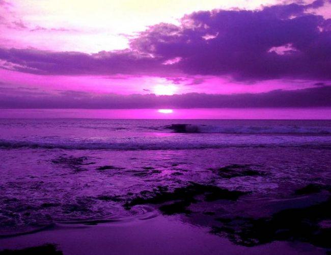 Фиолетовый цвет: значение в жизни человека