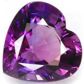 фиолетовый камень для ювелирных изделий