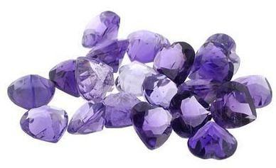 фиолетовый камень аметист