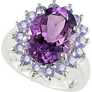 камни фиолетового цвета
