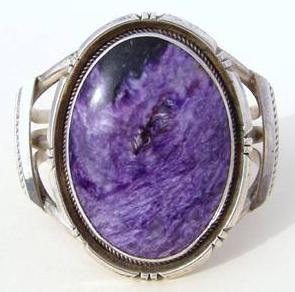 фиолетовый камень фото