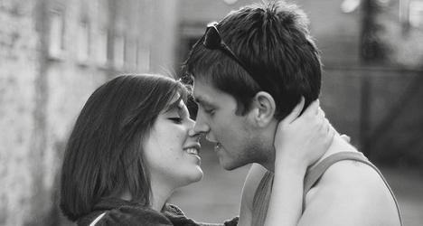 Фокус французский поцелуй