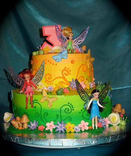 Фруктово-ванильный детский торт: рецепт приготовления