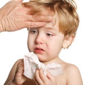 гайморит у детей 3 лет