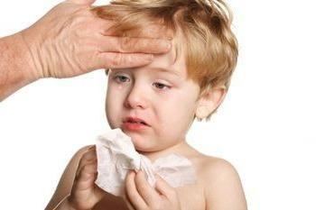 гайморит у ребенка признаки