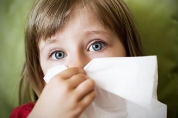 гайморит у детей до года