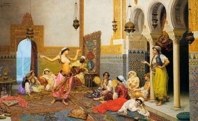 Гарем султана сулеймана, или история его любви