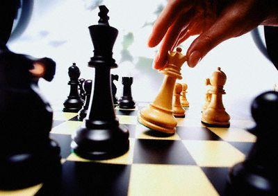 Где изобрели шахматы и как они выглядели