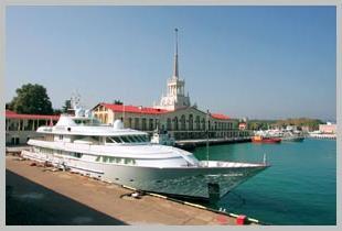 где отдохнуть на черном море