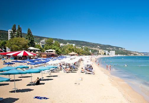 черное море отдых на песчаном пляже
