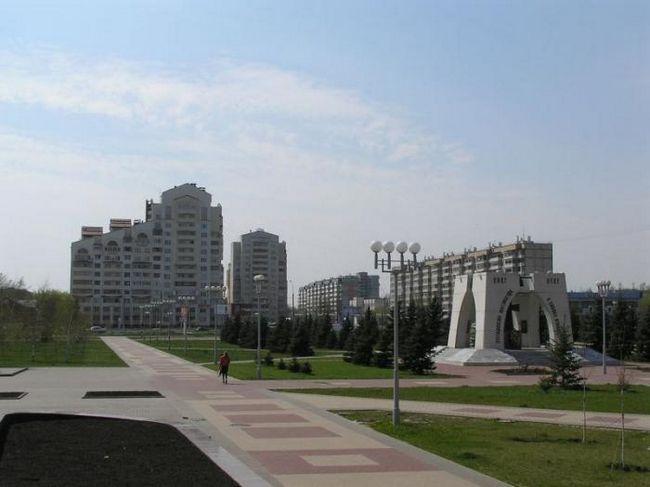 площадь белгорода