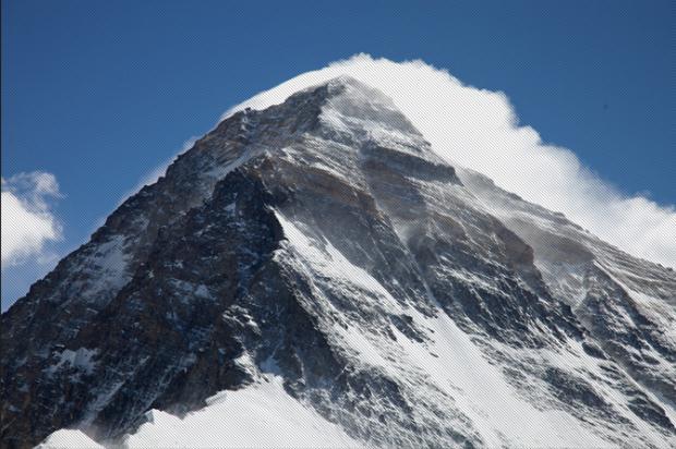 Где находится эверест - самая высокая гора на планете