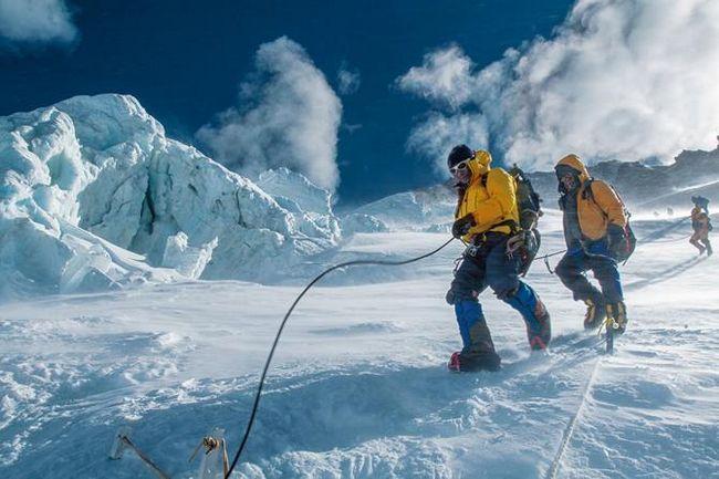 где находится эверест