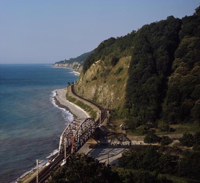 черное море лазаревское
