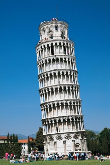 Где находится пизанская башня – ответ в ее названии, но многие этого не знают