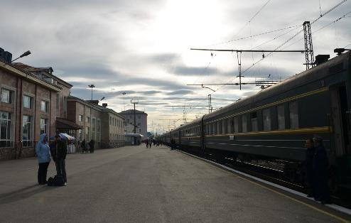 маршрут поезда адлер пермь