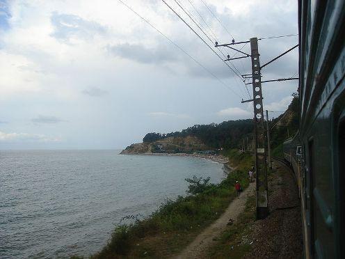 маршрут следования поезда адлер пермь