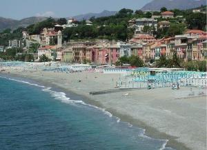 песчаные пляжи италии
