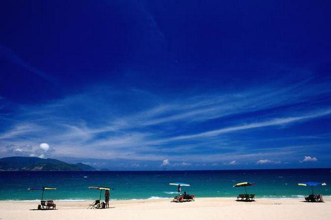 Самые лучшие пляжи Вьетнама