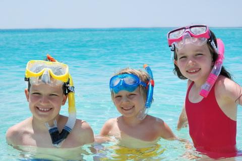 Где в турции лучше отдыхать с детьми до 6 лет?