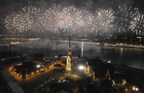где встретить новый год в санкт петербурге