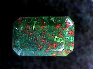 Гелиотроп-камень. Фото
