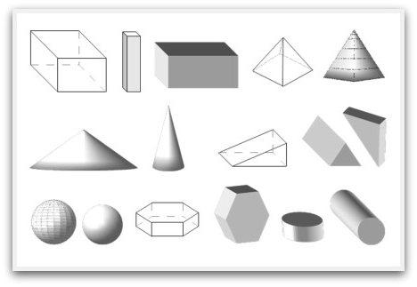 Геометрические фигуры, или с чего начинается геометрия