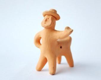глиняные игрушки свистульки