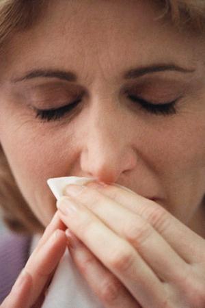 Гной из носа, или что такое синусит