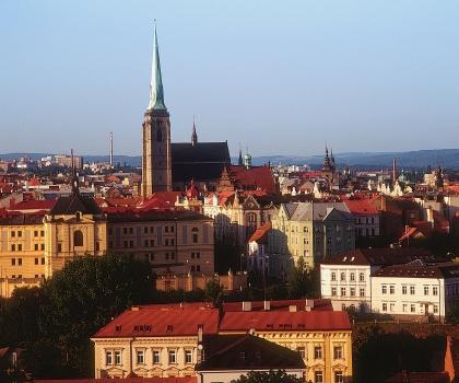 достопримечательности городов чехии