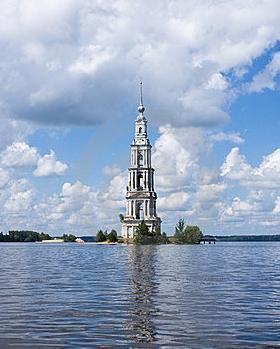 Города на реке Волга